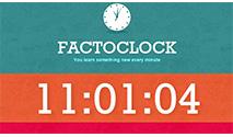 Cool Links - Factoclock