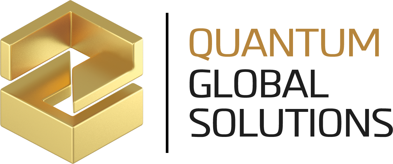 Quantum global solutions logo