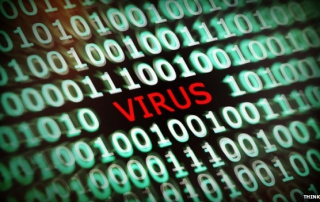 panda anti-virus software labels itself as malware