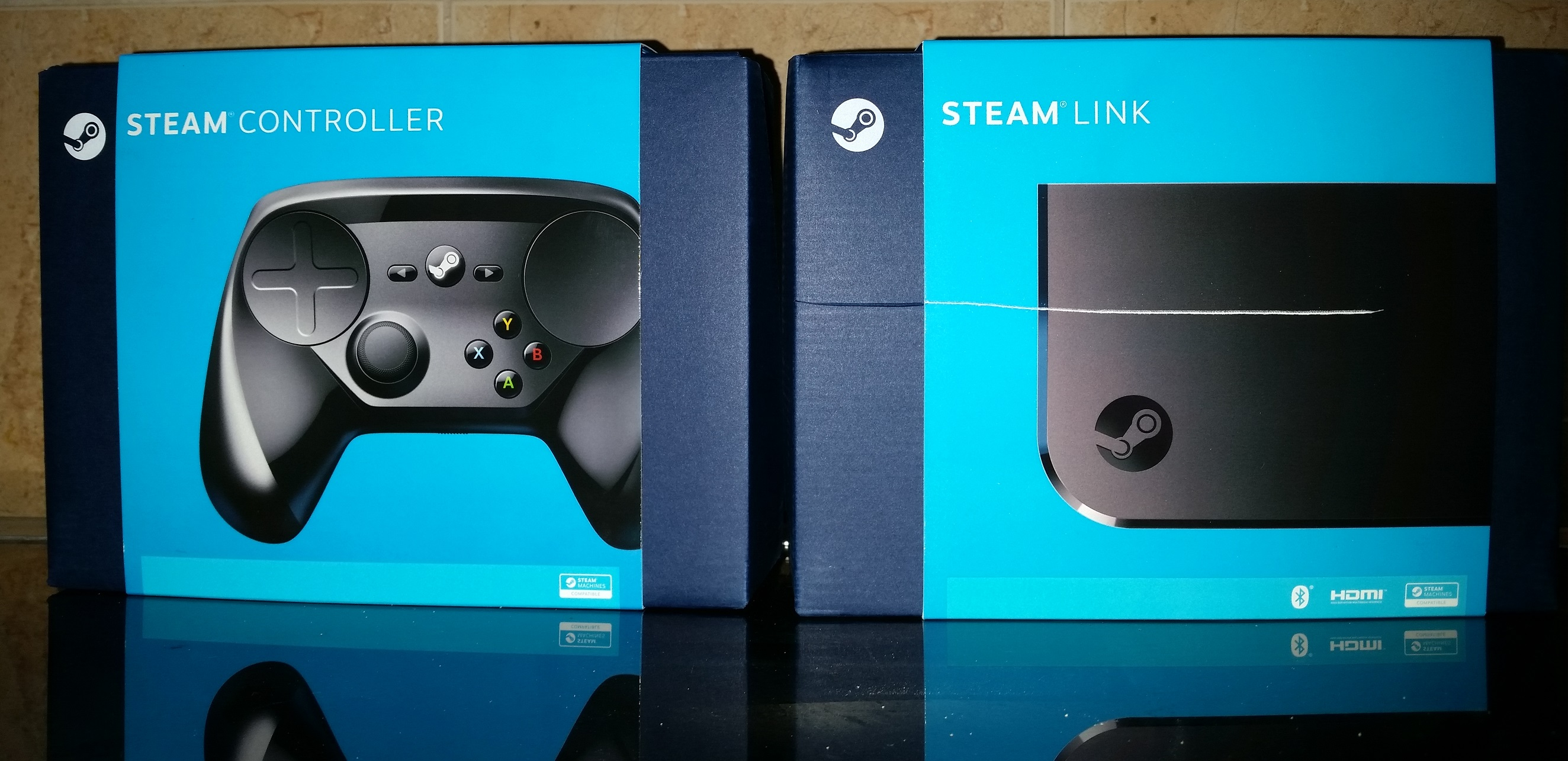 Work or Play - Steam Link - ITQ
