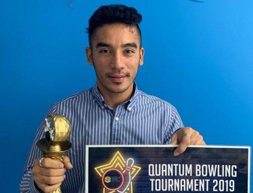 2019 Quantum Bowling Tournament Champions